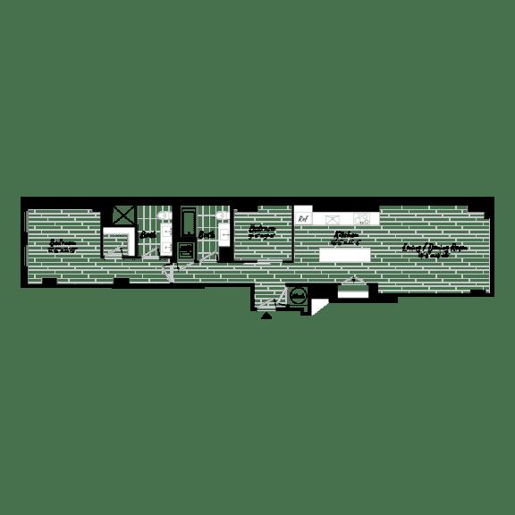 Floor Plan  B02A